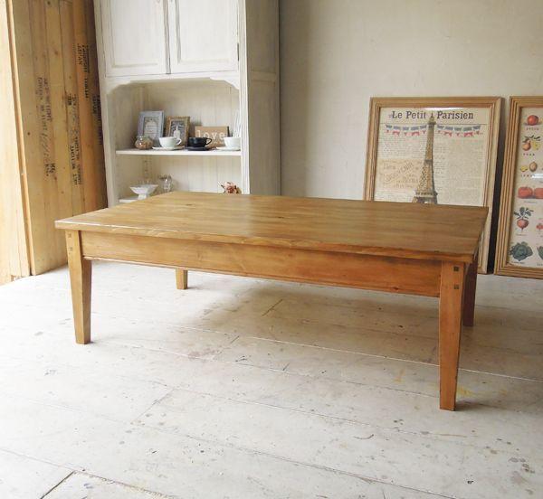 オーダーメイドパイン家具,ローテーブル