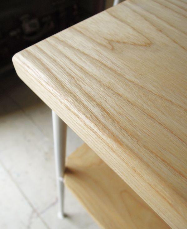 ホワイトアッシュ無垢材,テーブル
