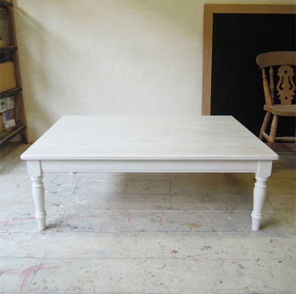 ホワイトアッシュ,リビングテーブル
