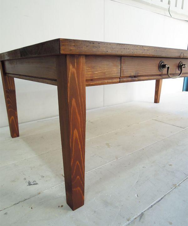 テーパーレッグ,ソファテーブル