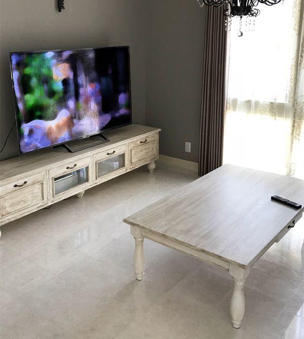 フランスアンティーク家具,ローテーブル