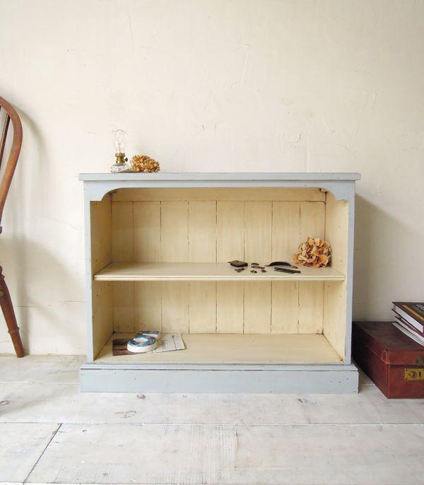 本棚のサイズオーダー、アンティーク家具