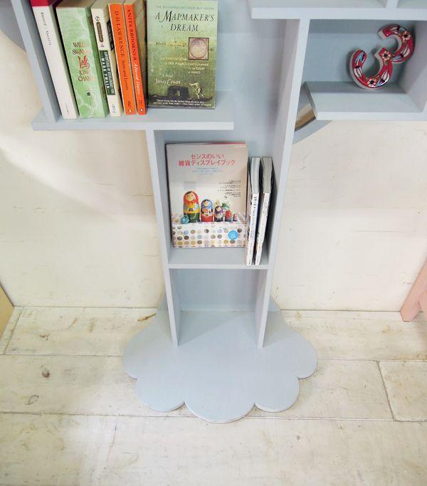 オーダーメイド本棚、リビングの本棚