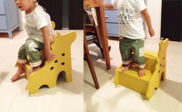 かわいいステップ、子供用踏み台