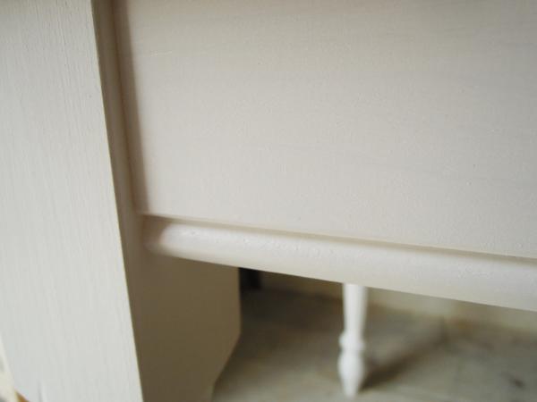 ホワイトダイニングテーブル,プロヴァンス風