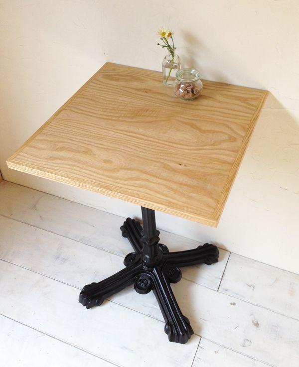 プロ用業務用テーブル、カフェスタイルテーブル