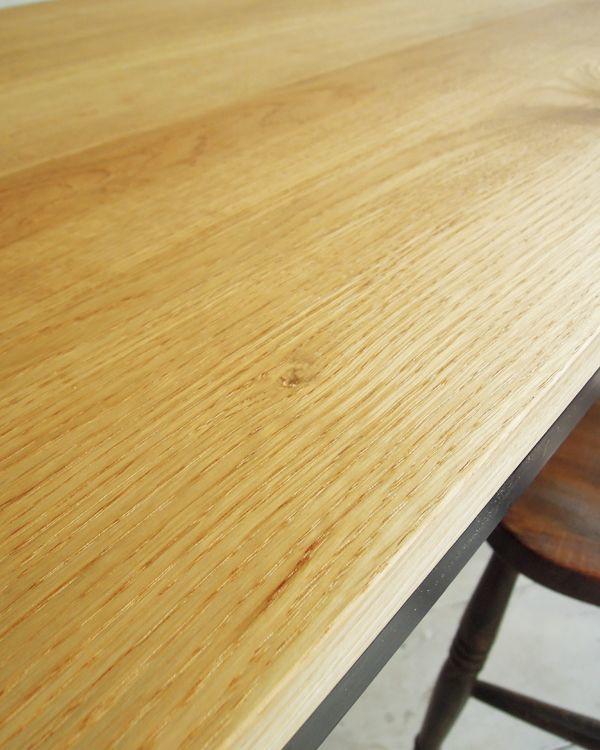 ホワイトオーク無垢材,ダイニングテーブル