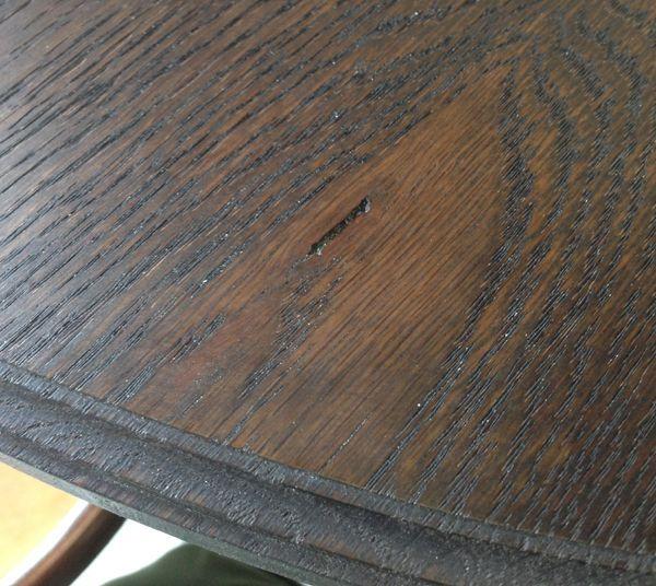 ウレタン仕上げ無垢材テーブル