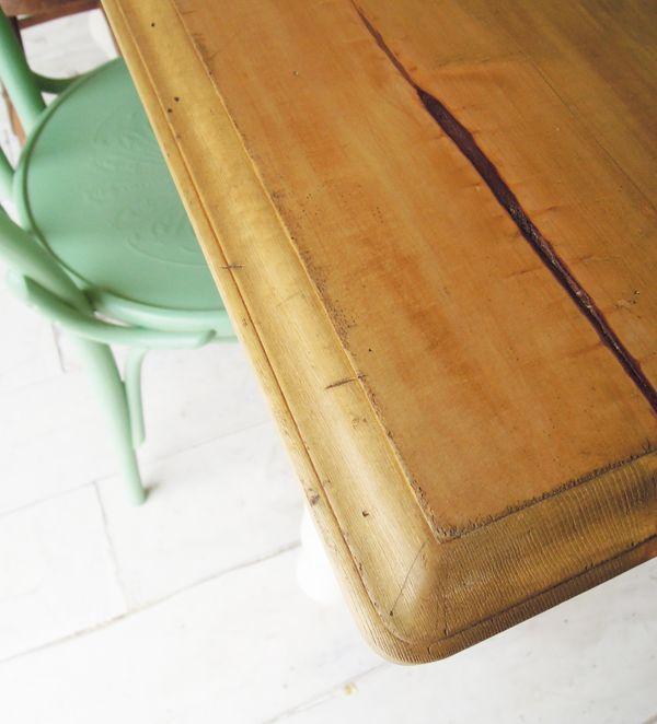 アンティーク調テーブル、大阪のオーダー家具