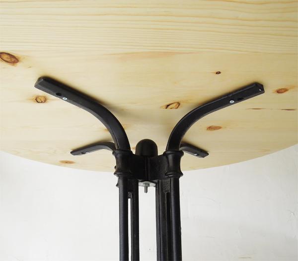 鉄脚テーブル,アイアンテーブル