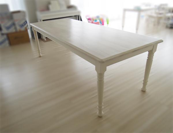 ホワイトダイニングテーブル,大阪東京