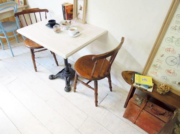 カフェやレストラン向けテーブルのオーダーメイド