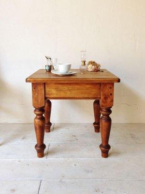 画像1: ターンドレッグコーヒーテーブル
