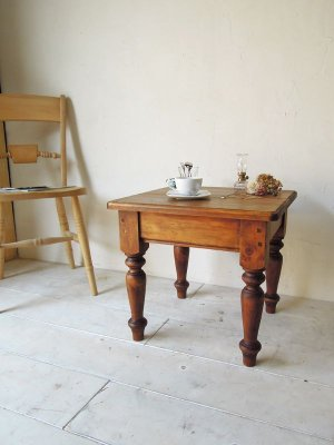 画像5: ターンドレッグコーヒーテーブル
