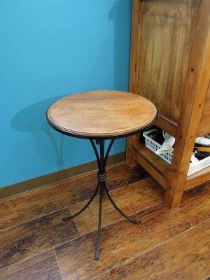画像4: オーク丸テーブル天板