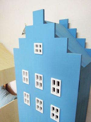 画像3: ビル型ブックシェルフ