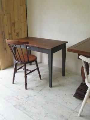 アンティークパイン家具を再現したスクールデスク