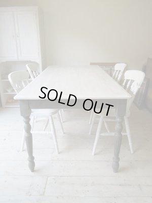1500x800はゆったりした4人掛けサイズのテーブルです。