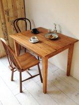 カフェダイニングテーブル