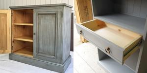 扉付き本棚、引き出し付き本棚のオーダーメイド専門店
