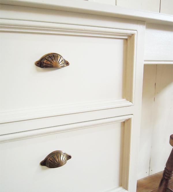 真鍮取っ手,アンティーク家具