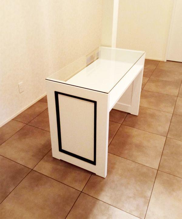 ネイルサロン,かわいいネイルテーブル