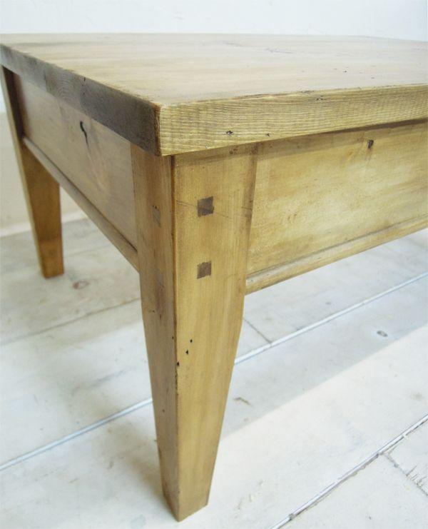 アンティーク風ローテーブル
