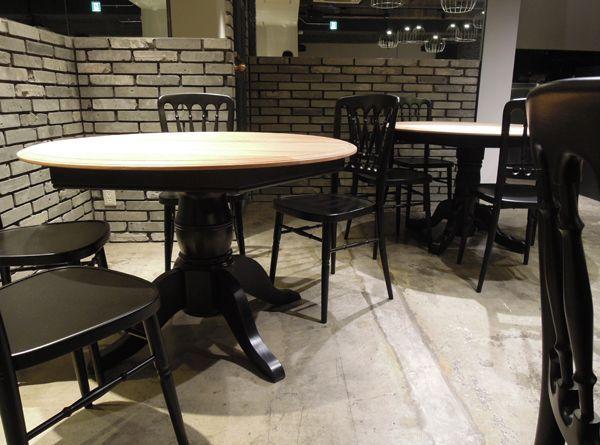 直径1100丸テーブル,カフェ