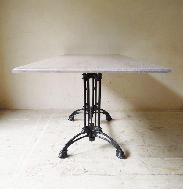 鉄脚テーブル,サイズオーダー