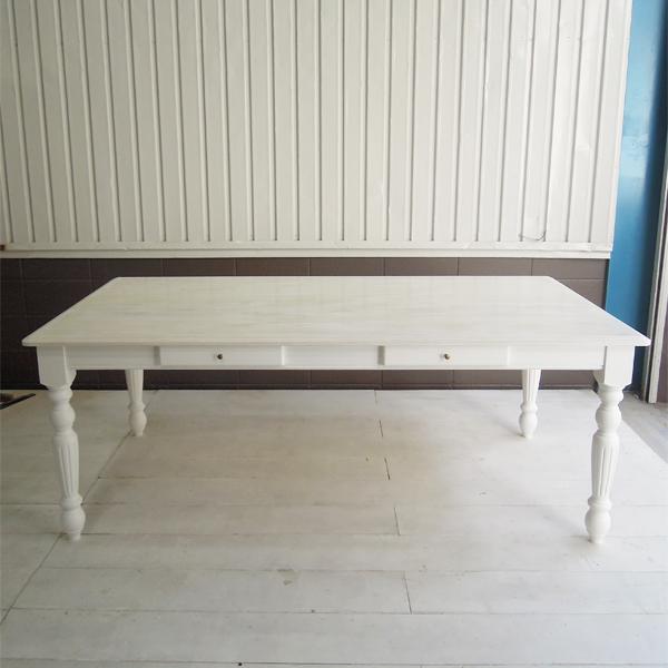 W2000,D1000,大きなサイズのダイニングテーブル