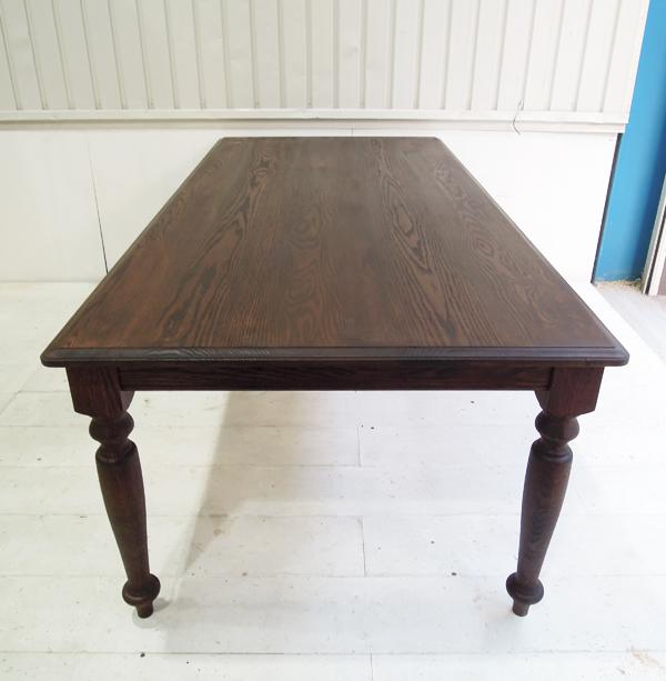 レッドオーク,ダイニングテーブル