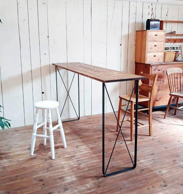 ハイカウンターテーブル,店舗什器