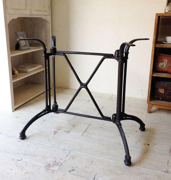 ダイニングテーブル用鉄脚