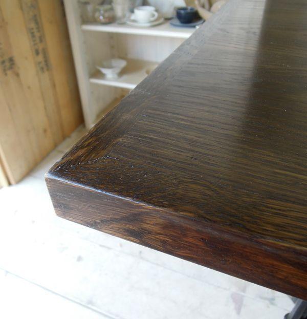 オーク無垢テーブル天板