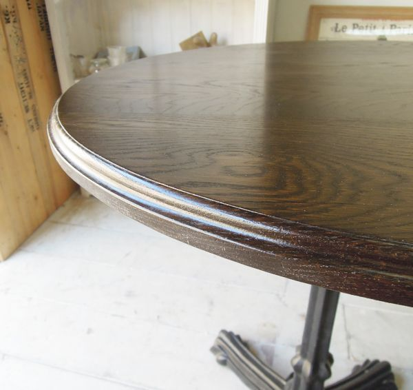アンティーク調テーブル天板