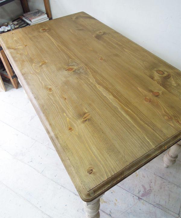 オールドパインテーブル1400