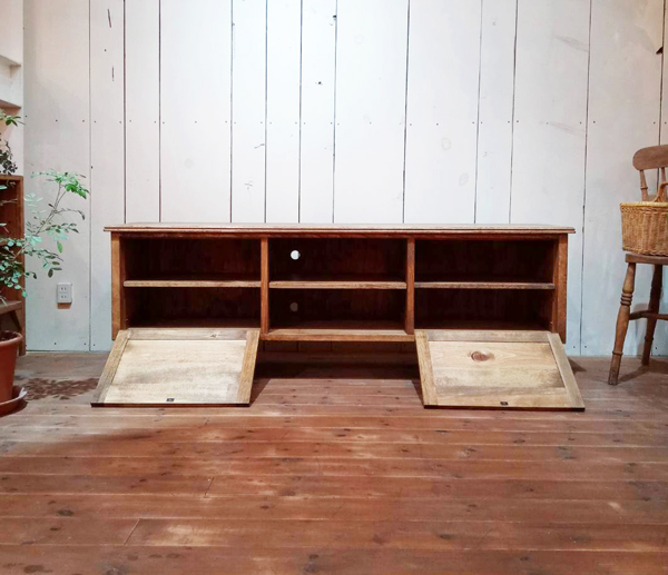 パイン家具,オープンテレビボード