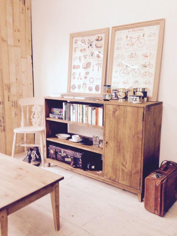 レトロ家具、カフェ家具のオーダーメイド
